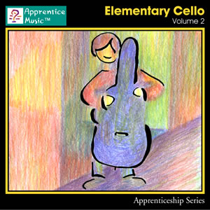 Click here to view Elementary Cello Volume 2 track listing